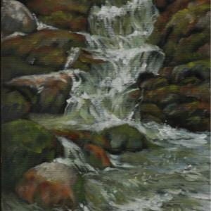 Cool Water by Linda Eades Blackburn