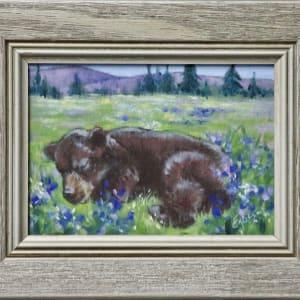 Spring Nap in the Meadow by Linda Eades Blackburn