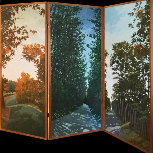 Triptych by Daryl D. Johnson