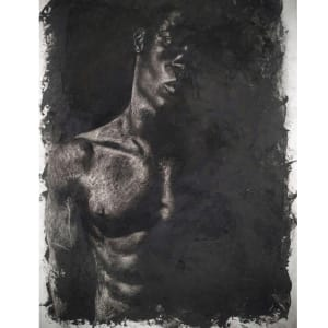 A Portrait of His Beautiful Blackness by D. Lammie Hanson