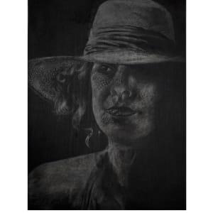 A Portrait of Jozefina by D. Lammie Hanson