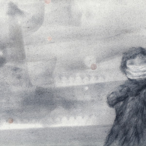 Breath of Air 4 by Monika Müller
