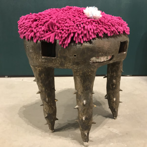 The Obscurity - Piano Chair by Joyce Lung