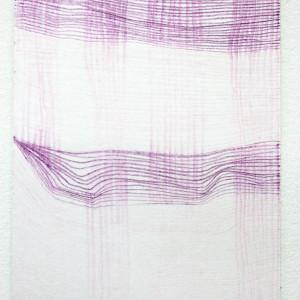 Weaving line (No. 1-4, each drawing unique)
