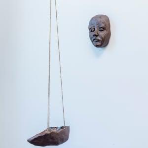 Installation Views of Irene Wa: Smell of Awakening Soil by Irene Wa