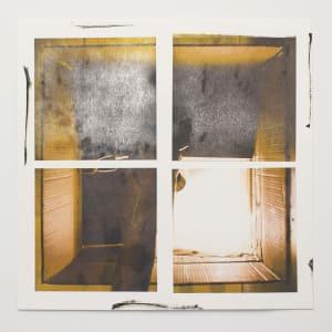Flashlight in a Box B with marks by Jasper Goodrich