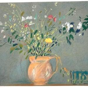 Untitled (flowers in vase)