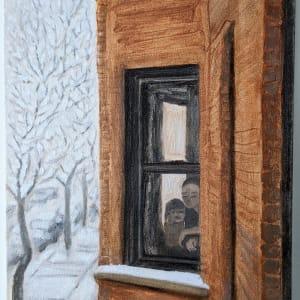 Window by Gwendolyn Zabicki