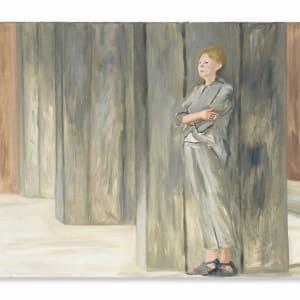 Gray Lady by Gwendolyn Zabicki
