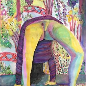 Sensualist 1 (back bend)