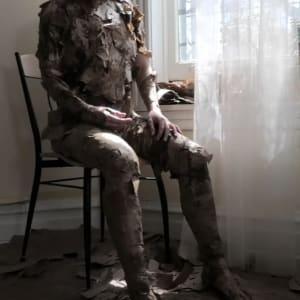 I wait (silent) until I dry by Irene Wa