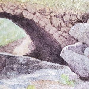 Spring at Gleason Falls by Sharon Allen