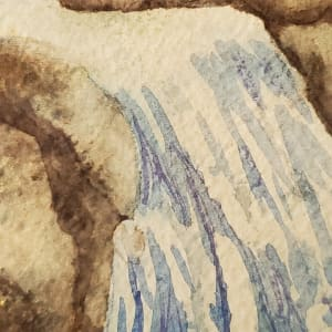 Waterfall by Sharon Allen