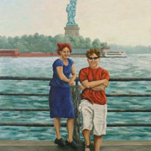 Liberty's Future by Sharon Allen