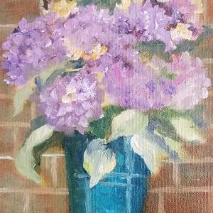 Spring Bouquet by Sharon Allen