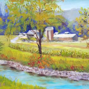 Billings Farm by Sharon Allen