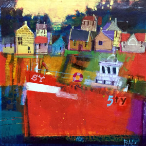 Harbour, Stornoway by francis boag