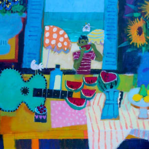 Summer dreaming by francis boag