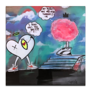 Knowledge over love 34x34 9k bwr7lc
