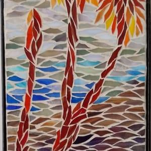 Agave Flowers by Andrea L Edmundson