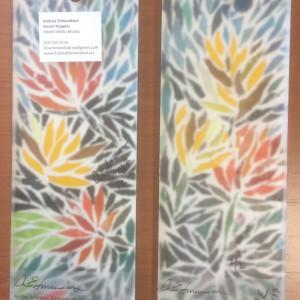Desert Poppies (pair)