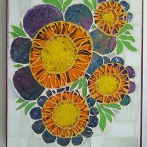 Funflower by Andrea L Edmundson
