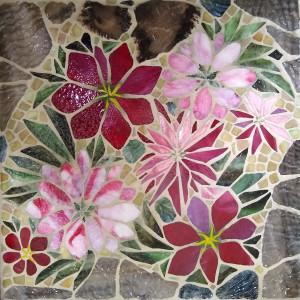 Fuschia Flora (table)