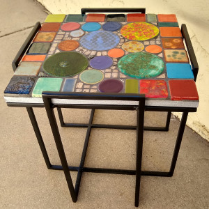 La Plaza Reposado (small table)