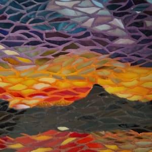 San Carlos Sunset by Andrea L Edmundson