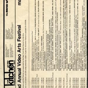 Kitchen show 1972 - heartbeat