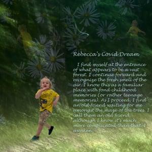 Rebecca's Covid Dream by Alan Powell