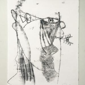 Untitled (head series 1)