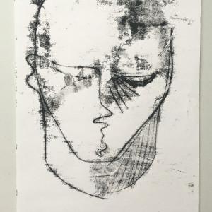 Untitled (head series 3)