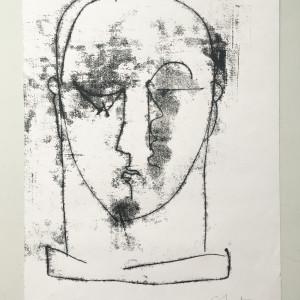 Untitled (head series 5)
