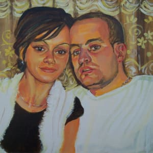Young Couple by Gallina Todorova