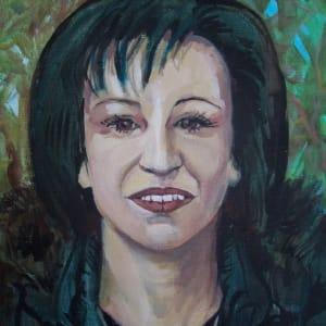 Maria, my co-worker by Gallina Todorova