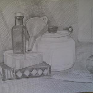 Still Life 2012 by Gallina Todorova