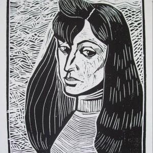 Girl by Gallina Todorova