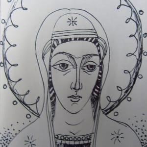Holy Mother Virgin