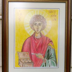St Pantaleone/ Panteleymon