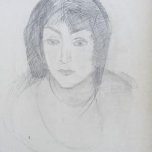 Selfportrait by Gallina Todorova