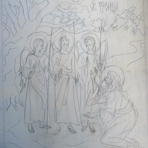 Holy Trinity / Angels at Mamre