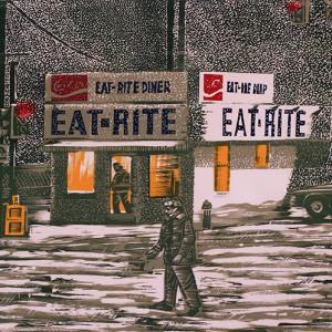 Snow at Eat Rite
