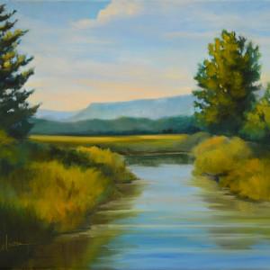 Morning Memory by Kathleen Moore