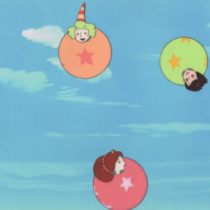 Little Nemo Adventures in Slumberland - Cel and Drawing - Sky Balls