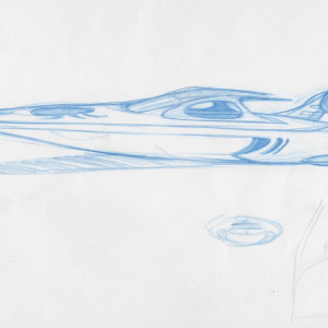 Mummies Alive - Vehicle Model - Boat
