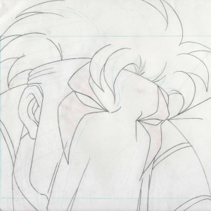 WildC.A.T.s - Production Drawing - Grifter Closeup