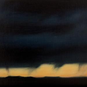 Storms across the Desert