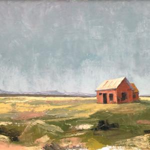 Prairie House No. 43 (Plains Life)