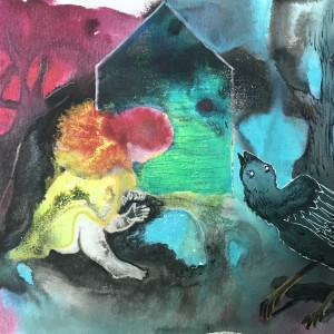 Burying the Catbird's Kitten